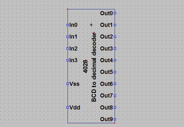cd4028  hef4028 as a sub
