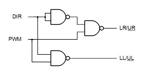 complete h-bridge design will follow in some future blog entry