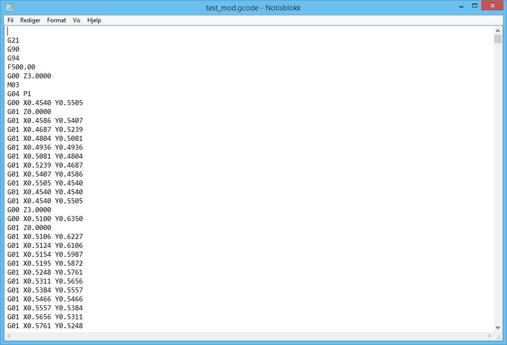 Gcode Arduino ServoController 2